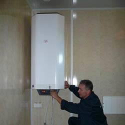 Установка водонагревателя в Владивостоке. Монтаж и замена бойлера г.Владивосток.