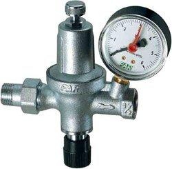 Установка редуктора давления воды в Владивостоке, подключение регулятора давления воды в г.Владивосток